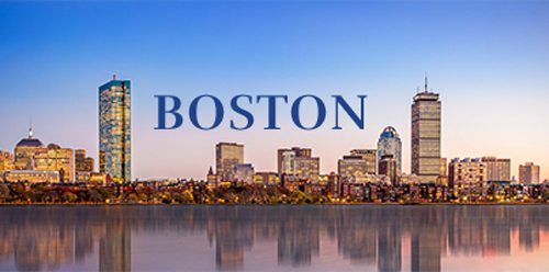 Boston itinerary