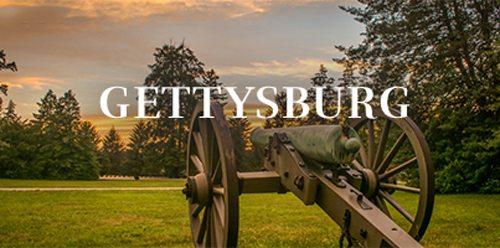 Gettysburg itinerary
