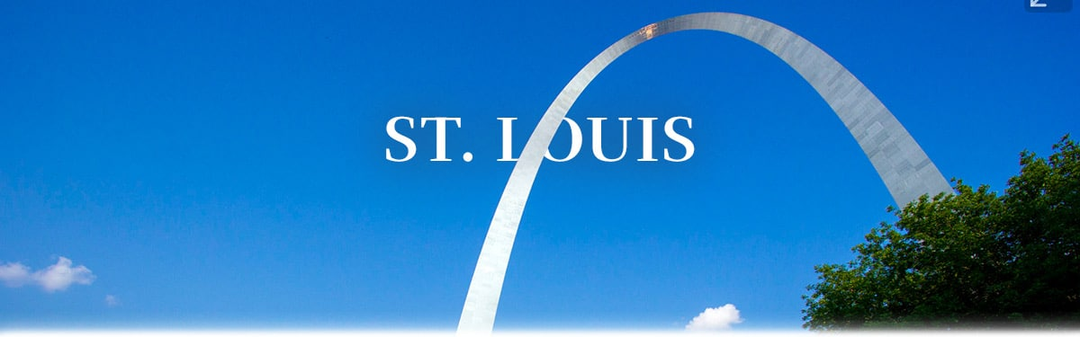 St. Louis itinerary