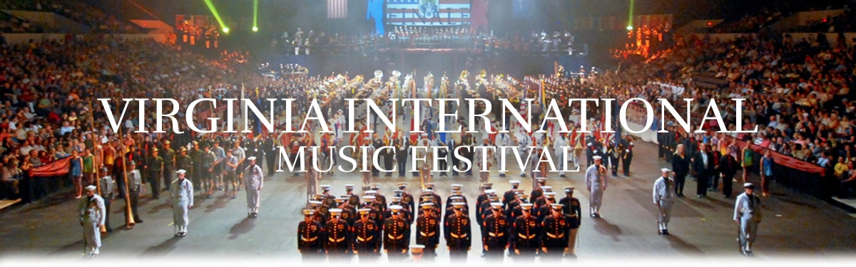 Virginia International Music Festival itinerary