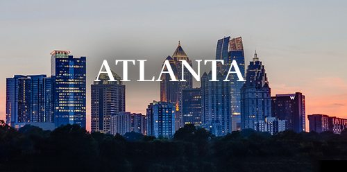 Atlanta itinerary