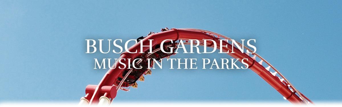 Busch Garden Music in the Park