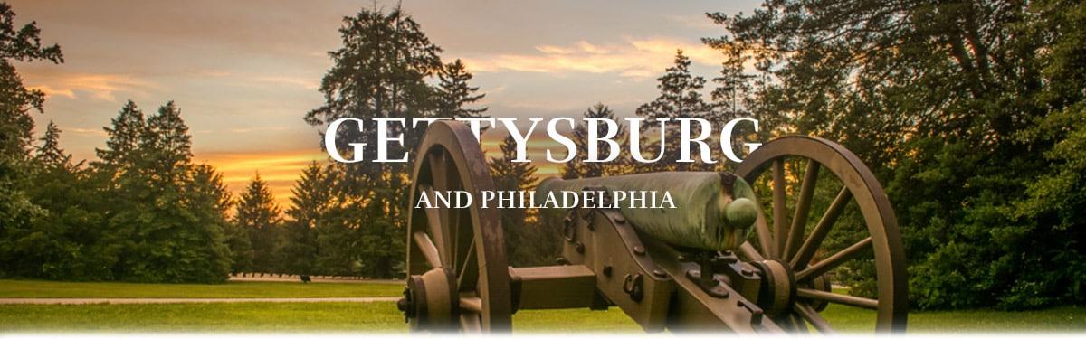 Gettysburg Philadelphia itinerary