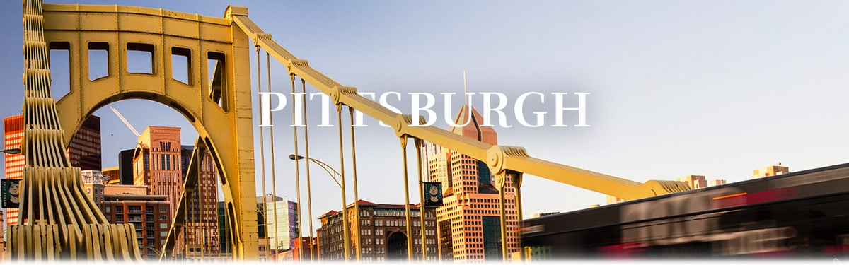 Pittsburgh itinerary